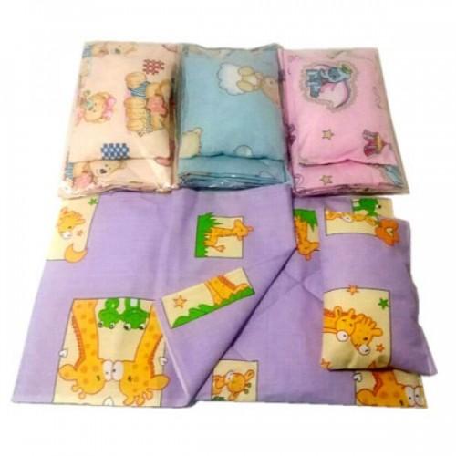 Набор постельный для кукольной кроватки ВП-014 Винни Пух