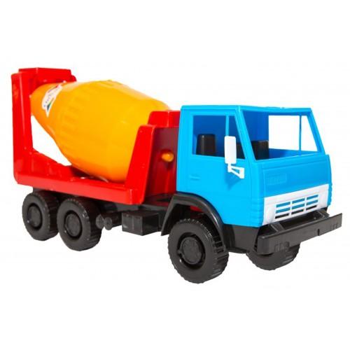Бетономешалка игрушечная малая 122 Орион