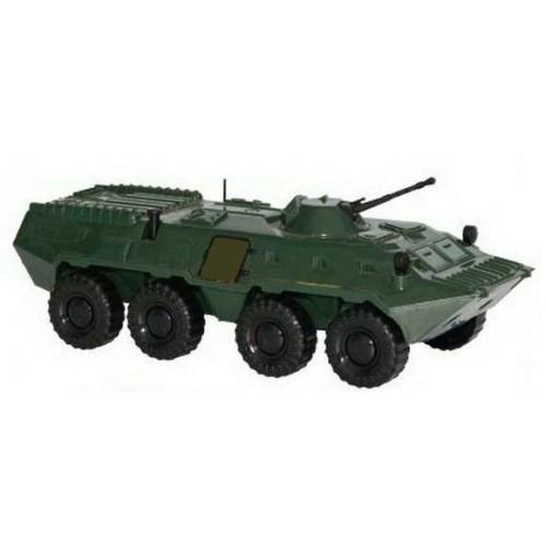 Машина военная пластмассовая игрушечная Гвардеец 440 Орион, Одесса