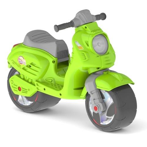 Мотоцикл детский Скутер толокар