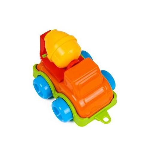 Машина пластиковая мини Бетономешалка 5217 ТехноК