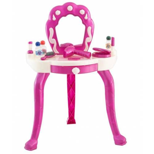 Стол для макияжа с имитацией зеркала 563 Орион в коробке