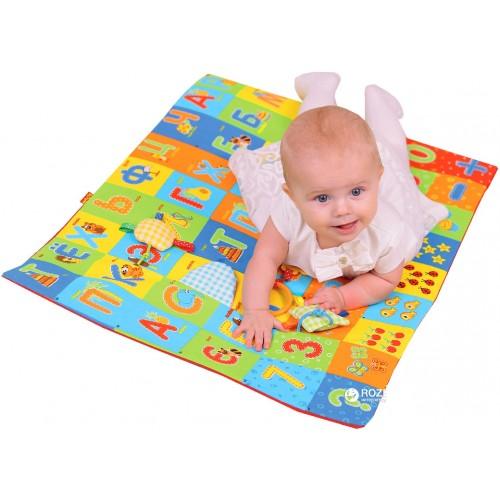 Коврик развивающий для младенцев Масик VT7201-01 ВладиТойс