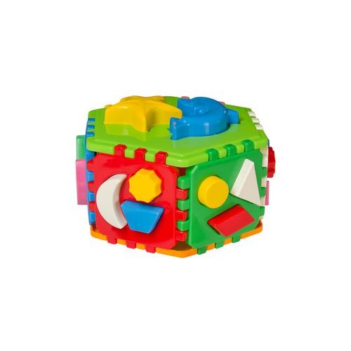 """Куб """"Розумный малюк"""" пятигранник Гиппо 2445 Технок, Ивано-Франковск"""