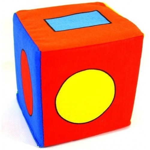 Кубик - погремушка  Розумна играшка