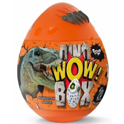 Набор для творчества яйцо большое Динозавр Dino WOW Box ДТ-ОО-09271 Danko Toys