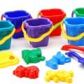 """Песочный набор большой """"Колокольчик 2"""" Colorplast"""