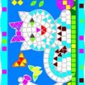Мозаика развивающая для наклеивания