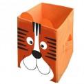 Корзина для игрушек Ящик в виде коробка большой 30-30-45 см УкрОселя