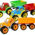 Трактор с прицепом ТехноК 3442