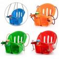 Качели подвесные для ребенка пластмассовые Орион,