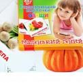 """Детские карточки раннего развития Овощи/Ягоды/ФруктыТМ """"1 Вересня"""" 951297"""