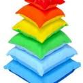 Розумна іграшка пирамидка