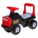 Каталка толокар для ребенка в виде трактора