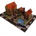 Набор для творчества 3D Загородный дом URBI