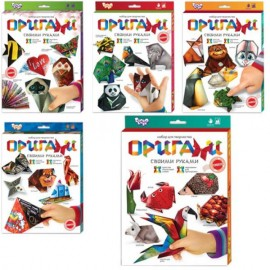 Набор для творчества Оригами 00-09 Данко Тойс
