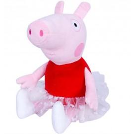 "Мягкая игрушка ""Свинка Пеппа Балерина""  00098-9"