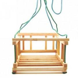 Качель подвесная деревянная Винни Пух ВП-001