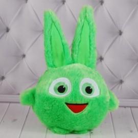 Мягкая игрушка Ушастик зеленый 00237-7