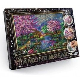 Набор креативного творчества Алмазная живопись DIAMOND MOSAIC Данко Тойс DM-01-01-02-03-10