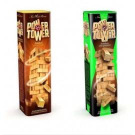 Развивающая настольная игра  POWER TOWER 01 Данко Тойс
