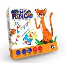 Настольная развлекательная игра Bingo Ringo GBR-01-01 U ДАНКО ТОЙС
