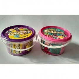 Кинетичский песок KidSand 600 г KS-01-05 Danko Toys