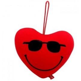 Игрушка мягконабивная Антистресс Сердце в очках SOFT TOYS 01-29 ТМ DANKO TOYS