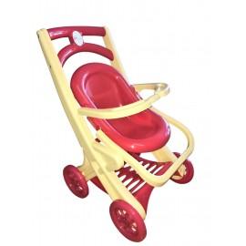 Коляска для куклы сидячая с люлькой 0122 ТМ Долони