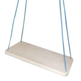 Качели Эконом вариант деревянные  ВП-014 Винни Пух