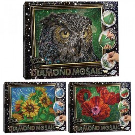 Набор креативного творчества Алмазная живопись DIAMOND MOSAIC Данко Тойс DM-02-01-03