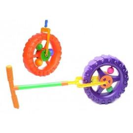 Каталка-колесо