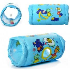 Валик надувной для детей с погремушкамиMS 0650