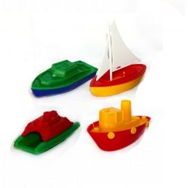 Кораблик пластмассовый 111 MaxGroup