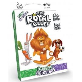 Карточная игра The ROYAL BLUFF сьедобное не сьедобное МН-14-14 Danko Toys