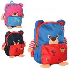 Рюкзак детский Мишка идет учиться 1298