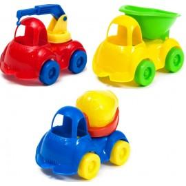 Машинка малая Мини микс 139 Орион