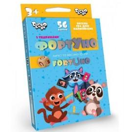 Настольная игра ФортУно 14-27 Danko Toys