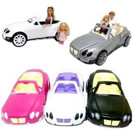 Кабриолет Машина  для куклы 17-011 Киндервей