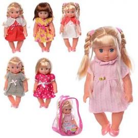 Кукла  Оксаночка  красуня YL1702K-A-UA в рюкзаке