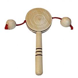 Игрушка из дерева Погремушка с бусинками 171829 ТМ Дерево