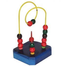 Детская игрушка лабиринт для моторики малый