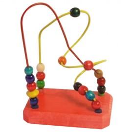 Детская игрушка лабиринт для моторики средний