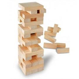 Настольная деревянная игра Дженга 172110 ТМ Дерево