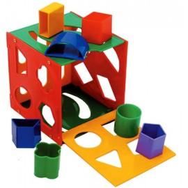 Сортер-куб Шкатулка 177 Орион