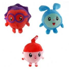 Мягкая игрушка Малишарики 3 вида 24953