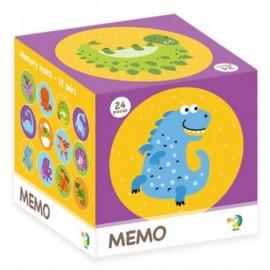 Настольная игра Мемо Животные 300142 TM Do Do