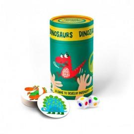 Игра настольная Динозавры 300207 DoDo