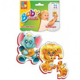 Мягкие пазлы для детей с 1-го года