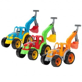 Трактор с ковшом ТехноК 3435